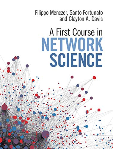 santa fortunata A First Course in Network Science (English Edition)