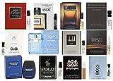 Best Cologne Samples - Pilestone Selection: Men's Designer Fragrance Samples - 12ct Review