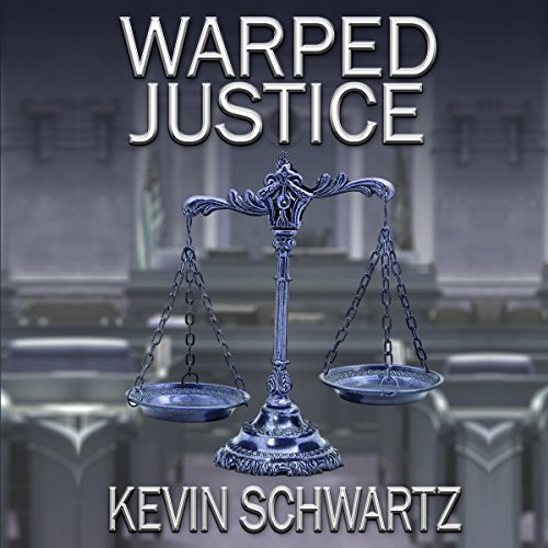 Warped Justice audiobook cover art