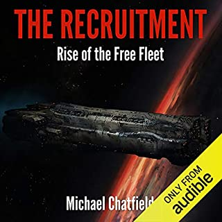The Recruitment Rise of the Free Fleet audiobook cover art