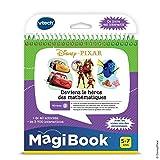 VTech MagiBook - Los héroes Pixar se convertirán en el héroe de Las matemáticas