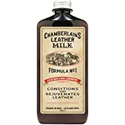 Chamberlain's Leather Milk Formula No. 1 - All Natural Non-Toxic Leather Care Liniment Made in the USA - 2 Sizes Available