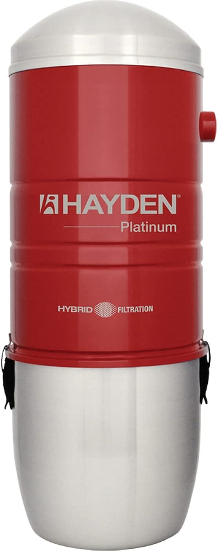 Platinum Hybrid Central Vacuum 35% OFF Power by Unit Hayden AHAYDEN3A cheap