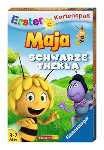 Ravensburger Kinderkartenspiele 20328 - Biene Maja Schwarze Thekla