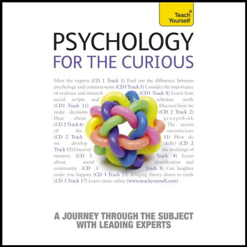 Psychology for the Curious: Teach Yourself cover art