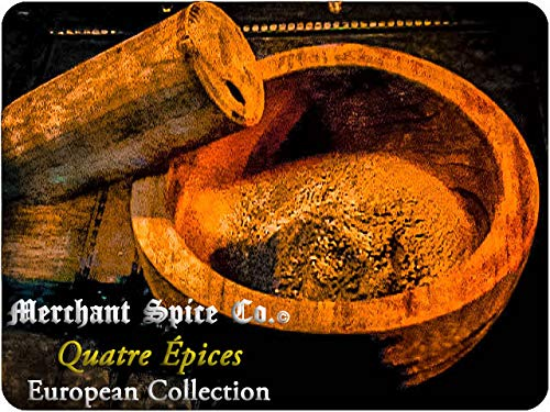 Quatre Épices from the European Collection by Merchant Spice Co.