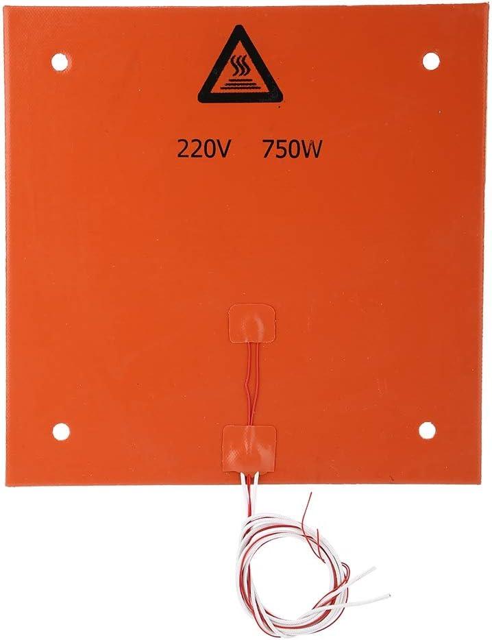 Tucson Mall PUSOKEI Tangxi High Temperature Louisville-Jefferson County Mall Heating 220V Pad 3D Printer 12V