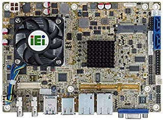 EPIC SBC Supports Intel 22nm 4th Generation Mobile Celeron 2000E Processor (37W) with VGA/Dual HDMI/LVDS, Dual PCIe Gbe, USB 3.0, PCIe Mini, PCIe/104, SATA 6Gb/S, Audio, Iris-1010 and RoHS