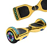DOC Latest Model Electric Hoverboard Dual Motors Two Wheels Smart self Balancing...
