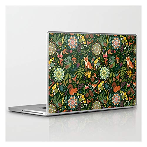 Laptop & Tablet Skin - 15' PC Laptop (13.4' x 9.2') - Treasures of The Emerald Woods by/cam