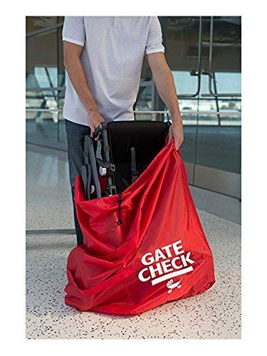 Gate Check bag per seggiolini auto, rosso # crc-001