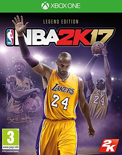 Take-Two Interactive NBA 2K17 - Legend Edition, Xbox One Xbox One vídeo - Juego (Xbox One, Xbox One, Deportes, E (para todos))
