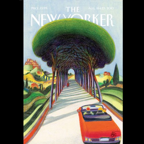 The New Yorker, August 16th & 23th 2010: Part 1 (Jon Lee Anderson, Dana Goodyear, Simon Rich) audiobook cover art