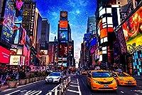 GooEoo 9x6ft現代の都市風景写真背景テーマパーティー写真壁紙写真ブース小道具スタジオ小道具家族パーティー誕生日背景ベビーシャワー装飾ビニール素材