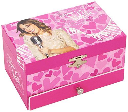 Violetta Disney-Musical Schmuckschatulle Schublade