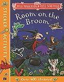 Room on the Broom Sticker Book