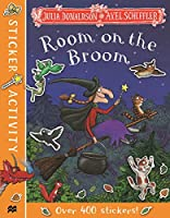 Room on the Broom Sticker Book (Activity Books)