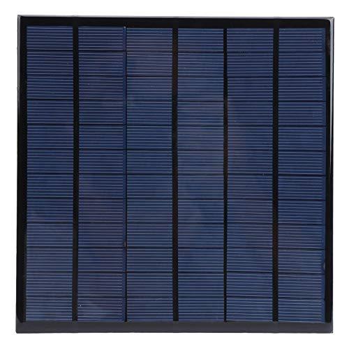 DONGYAO Placa de batería Mini módulo de placa de celdas de batería solar Mini panel de batería solar, para batería, tableta para camping para batería, portátil para automoción para exterior