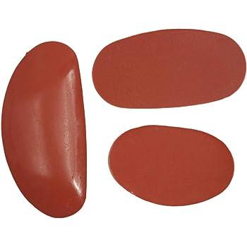 SUNSKYOO 3 piezas de herramientas de cerámica de acero para raspador de riñón, moldura de arcilla, cortador de cerámica, herramientas para manualidades