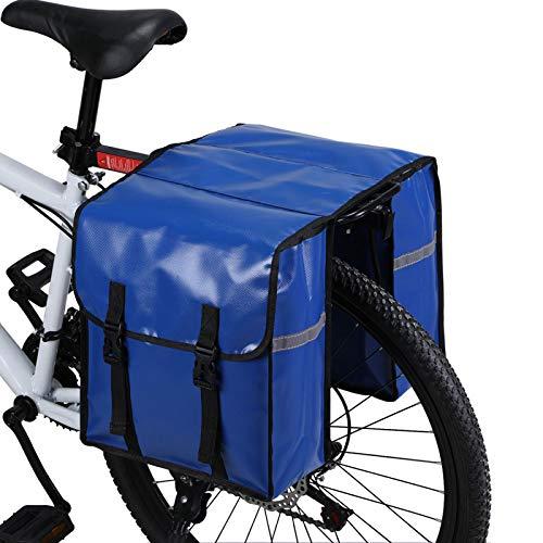 WILDKEN Alforjas para Portaequipajes de Bicicleta, Bolsas Traseras para Bicicletas...