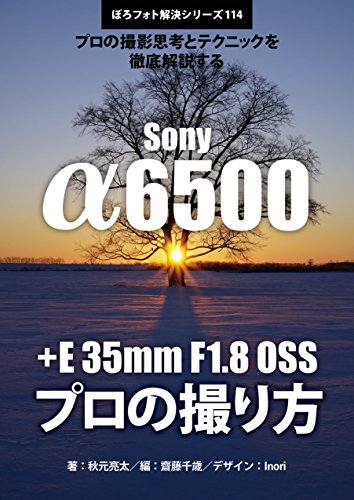 Boro Foto Kaiketu Series 114 SONY Alfa 6500 PRO SHOT: using Sony E 35mm F18 OSS (Japanese Edition)