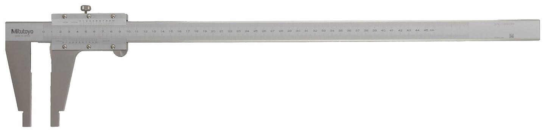 閉じ込める記憶ずらすミツトヨ 長尺ノギス450mm C45