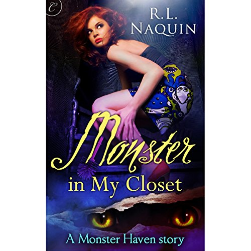 Monster in My Closet cover art