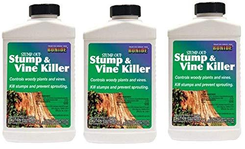 Bonide Vine & Stump Killer with Applicator Concentrate 8 Oz (3)