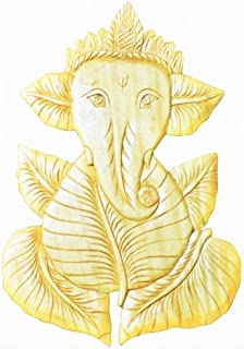 DC ECO Home Decor Wall Hanging Religious Idol Ganapati/Ganesha (Made in India)