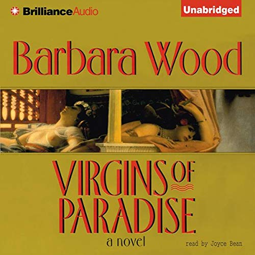 Virgins of Paradise audiobook cover art