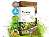 MEDICOM BIO Matcha 60 Kapseln hochdosiert •...