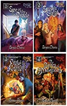 Oracles of Fire Series Complete 4 Book Set (1. Eye of the Oracle; 2. Enoch's Ghost; 3. The Last of the Nephilim; 4. The Bo...