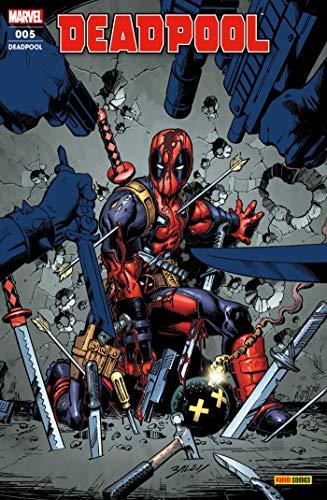 Deadpool (fresh start) N°5