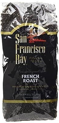 San Francisco Bay French Roast Fresh Whole Bean Coffee-3 Lbs