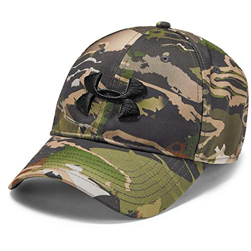 Under Armour Men's Camo 2.0 Hat , Ua Forest Camo (940)/Black , One Size Fits All