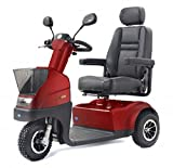 TGA Mobility Breeze Midi 3 Wheel 8 mph Mobility Scooter