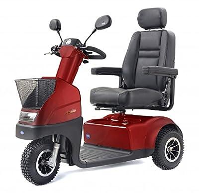 TGA Mobility Breeze Midi 3 Wheel 8 mph Mobility Scooter