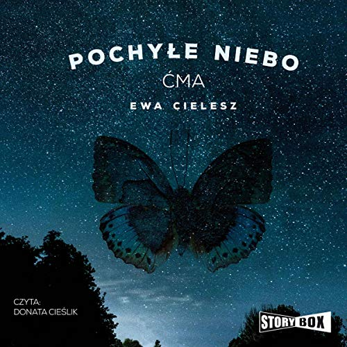 Ćma Audiobook By Ewa Cielesz cover art