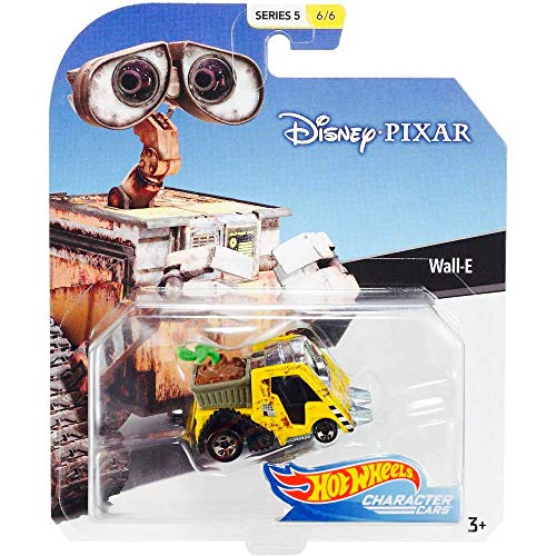 Disney Hot Wheels Wall-E