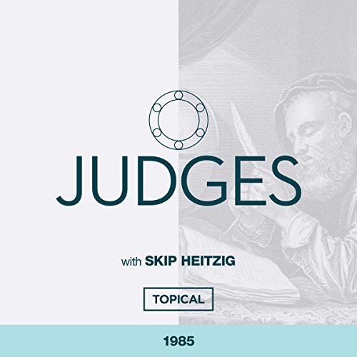 07 Judges - Topical - 1985 audiobook cover art