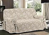 Biancheriaweb - Funda para sofá de 3 plazas, Multicolor