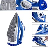 Best Cordless Steam Irons - HRRH 2400W Cordless Ironing Machine, 220V Electric Steam Review