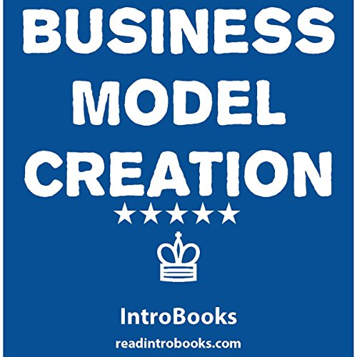 Business Model Creation audiobook cover art