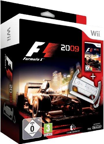 F1 2009 - Lenkrad Bundle