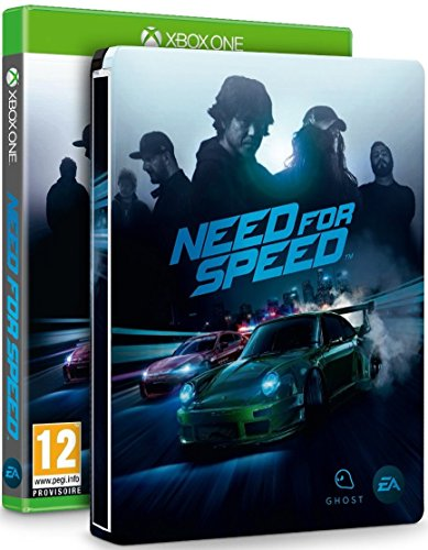 Need for Speed + Steelbook exclusif Amazon - [Edizione: Francia]