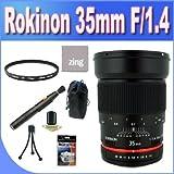 Rokinon 35mm F/1.4...image