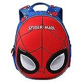 子供用スクールバッグ - 男の子、2〜6歳のスパイダーマンバックパック