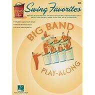 Swing Favorites - Bass: Big Band Play-Along Volume 1 (Hal Leonard Big Band Play-Along) by unknown (2007-04-07)