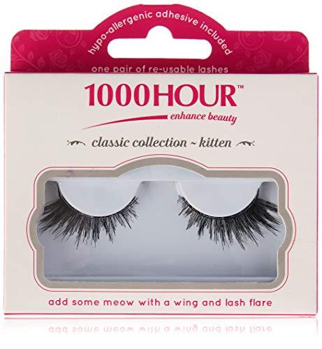 1000 HOUR Lashes, Kitten Black
