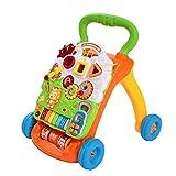 N\A Correpasillos Andandín 2 en 1, Diseño Mejorado, Andador Bebé Interactivo Plegable y Regulador de Velocidad (Size : 2301)